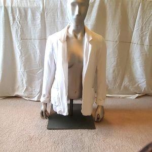 TALULA white blazer size 4